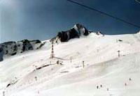 Ледник Капрун. Рай для карверов. Май 2003 г. Курорт Целль-ам-Зее - Капрун / Австрия.