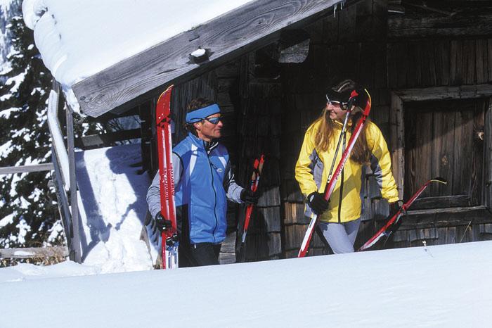 Мороз и солнце, день чудесный! Берите в охапку своего друга или подругу и… Айда на лыжах! Удовольствие получите – необыкновенное.