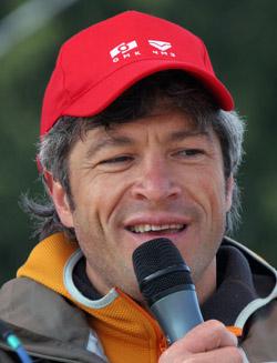 Иван Кузьмин в 2008 году на ОМК-Спринте в Чусовом выступил в роли директора этой гонки.