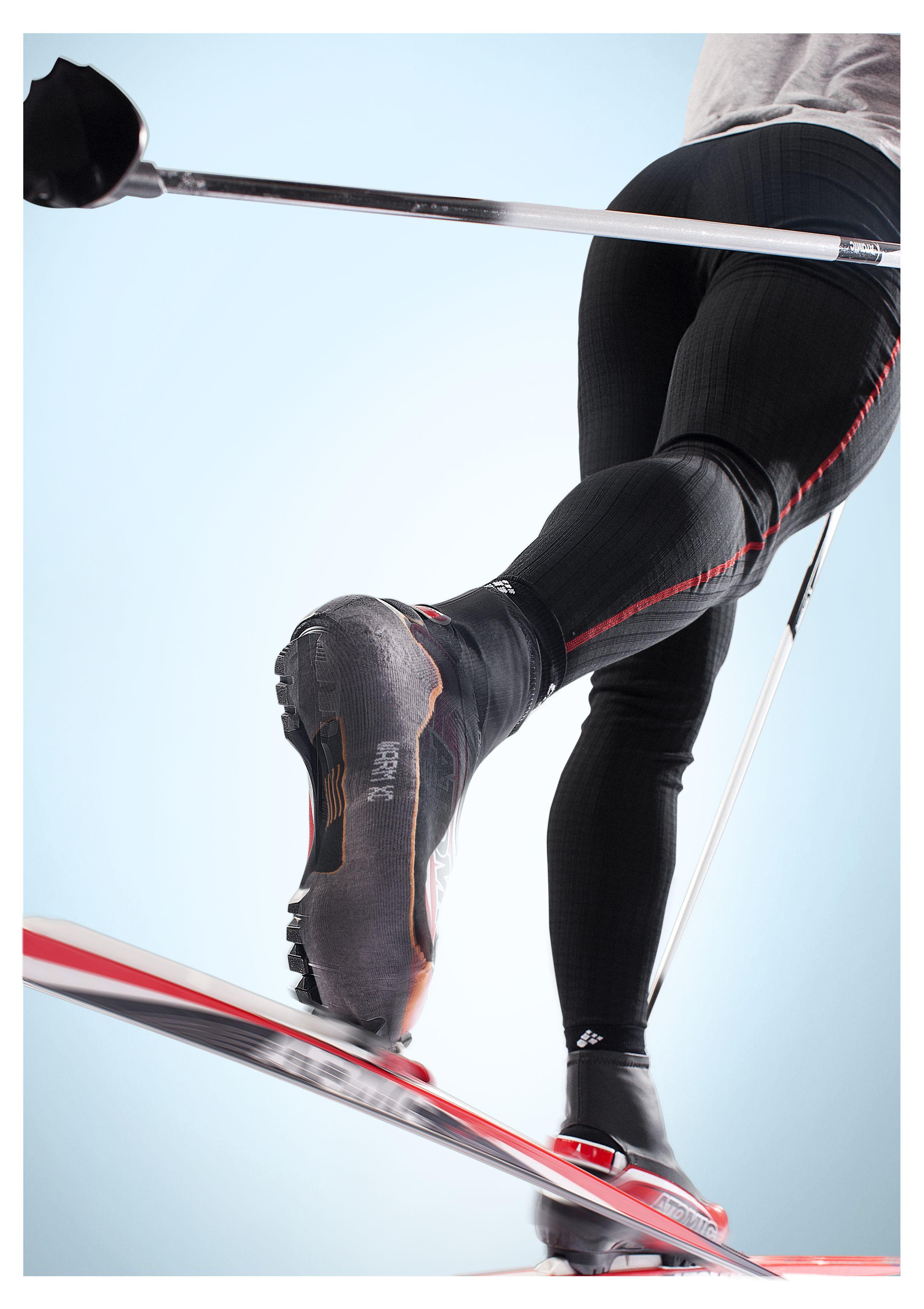 термоноски для лыж