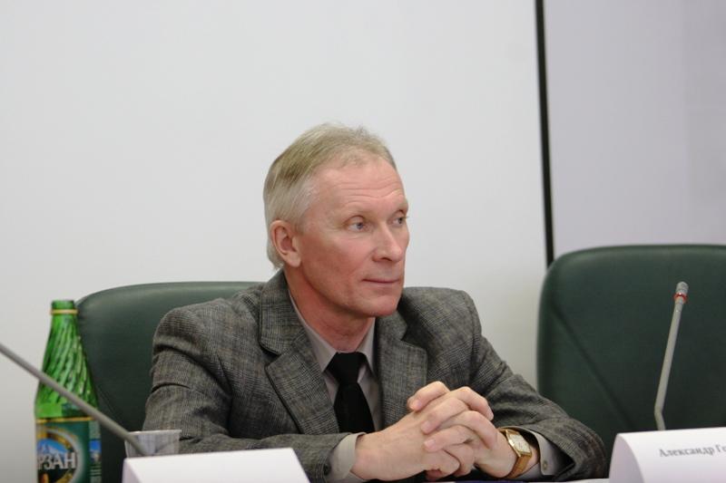 Александр  Головачев, фото Ивана Исаева