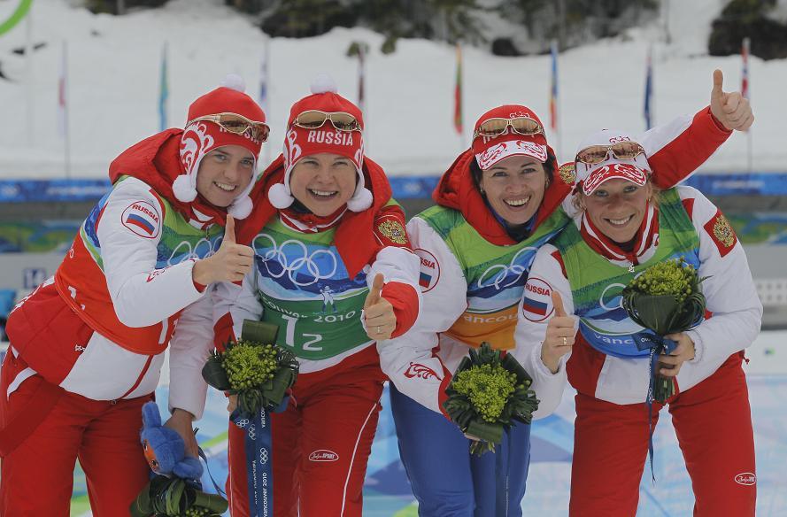 С читателями журнала лыжный спорт