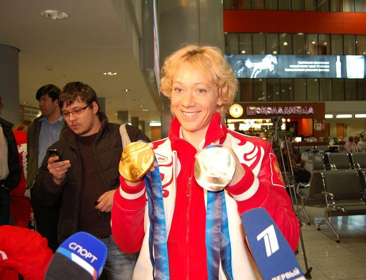 Биатлон. Ольга Зайцева.