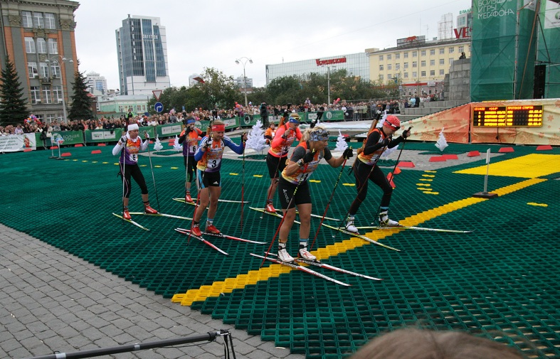 биатлонные игры