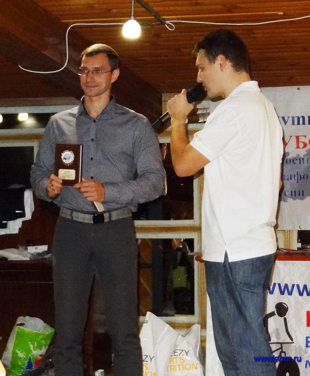 Представитель SQUEEZY в России - Дмитрий Ерхов