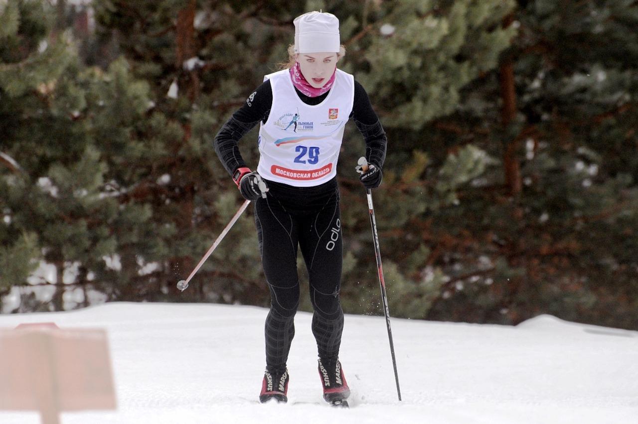 2. Анастасия Уланова - третий результат.