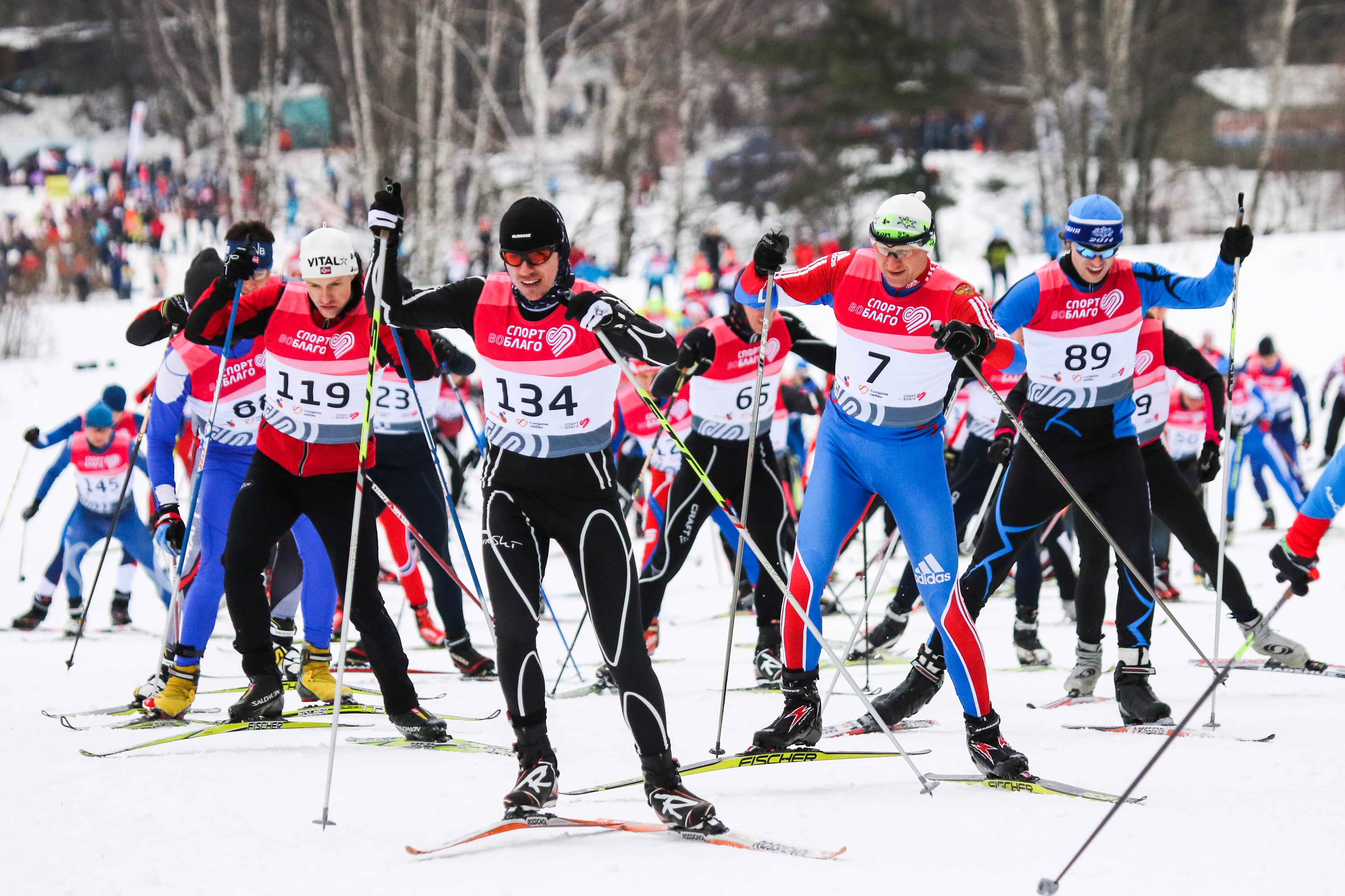 бонусом лыжные спорт фото переезда