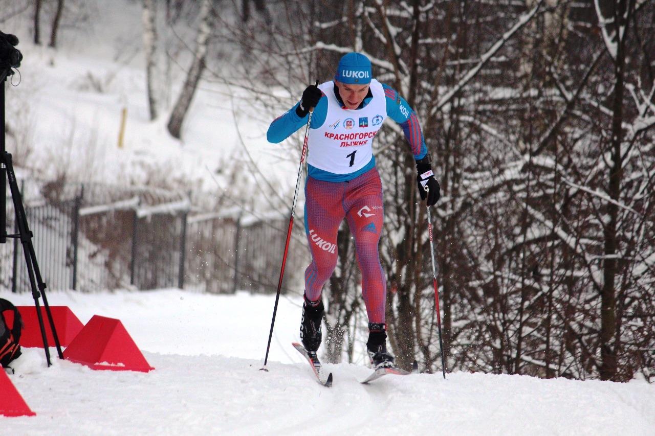 Лыжник изУдмуртии пришел пятым вмарафоне начемпионате РФ