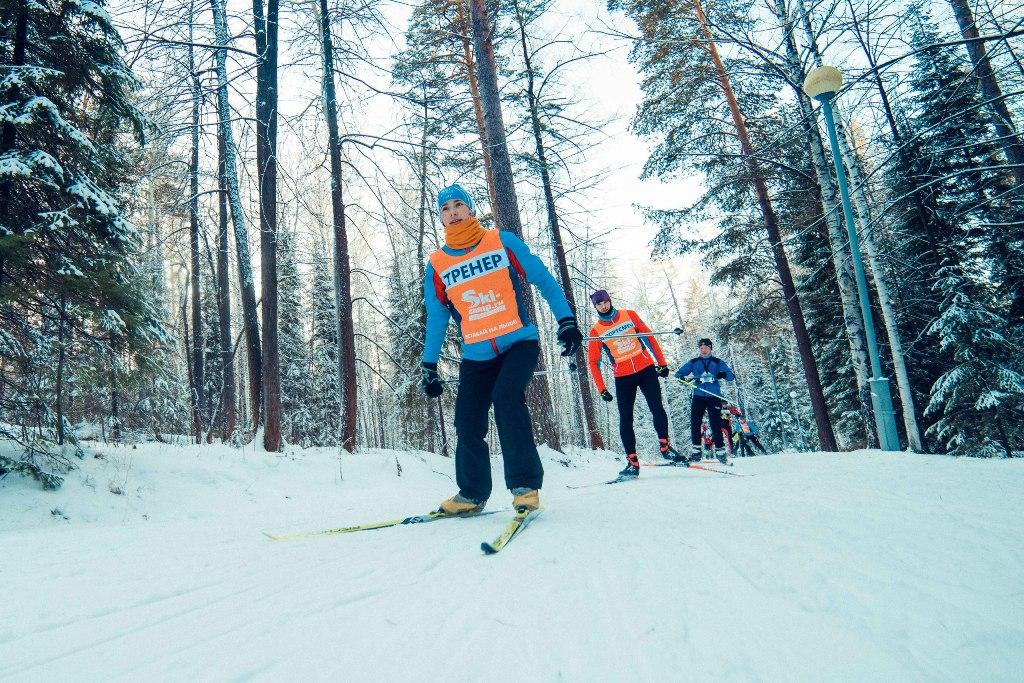 Лыжный кэмп с 8 по 11 марта