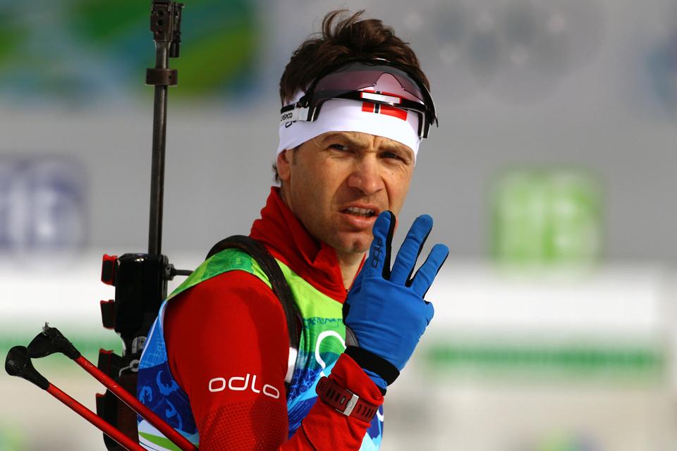 Бьорндален непопал всостав сборной Норвегии наОлимпийские игры