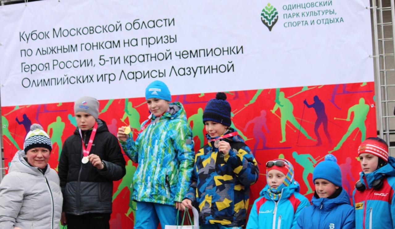 Церемонию награждения в этот день проводила герой России и олимпийская чемпионка Лариса Лазутины.