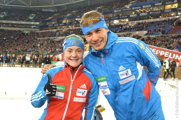 Антон Шипулин иЕкатерина Юрлова выступят в«Рождественской гонке»