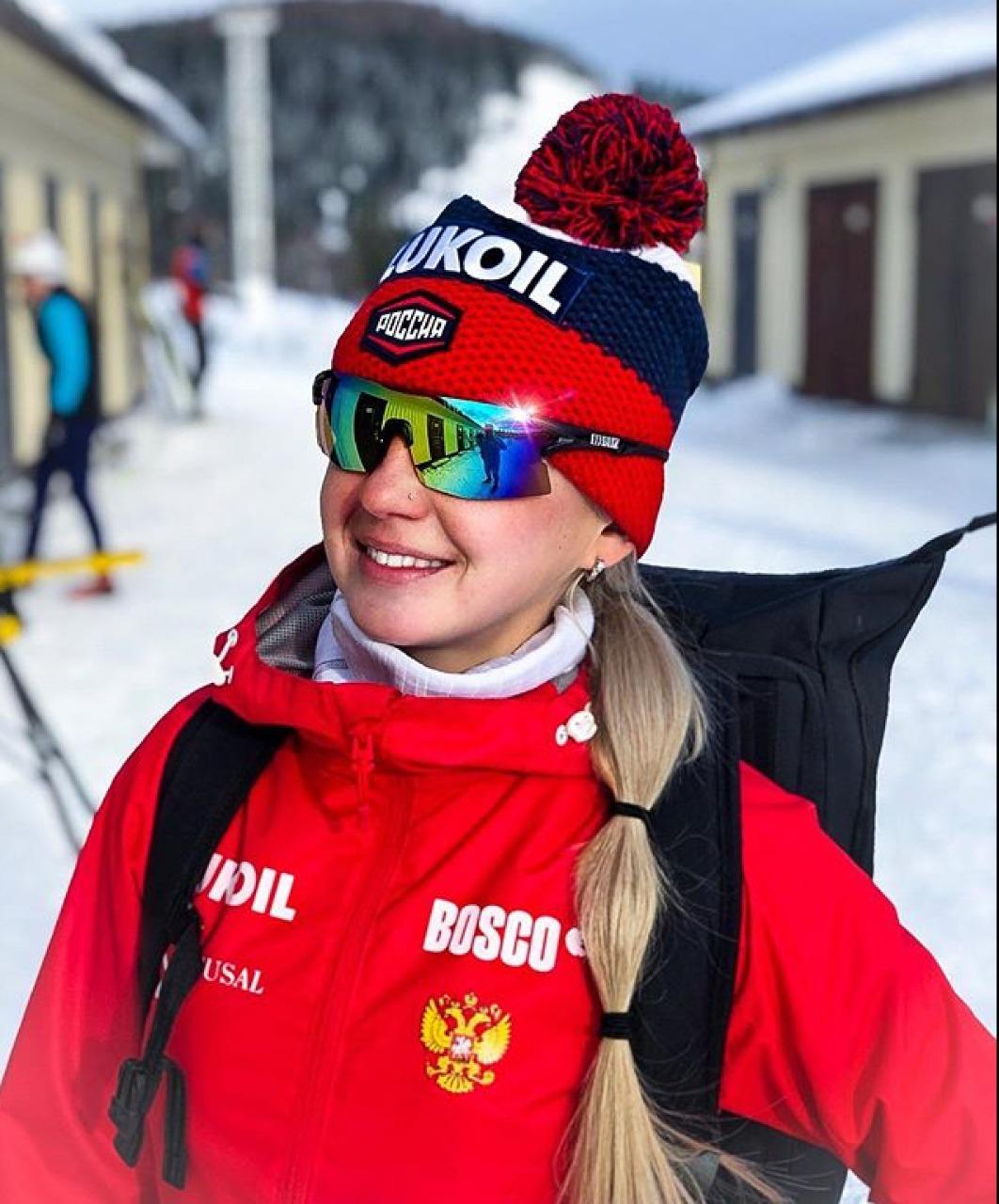 Анна Нечавская.