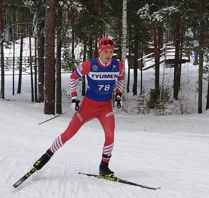 Кирилл Киливнюк в этот день выиграл почти с 30 секундным преимуществом.