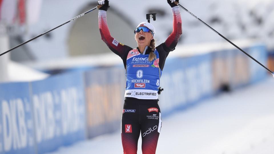 Сегодня на этапе Кубка Мира по биатлону в австрийском Хохфильцене пройдут две гонки