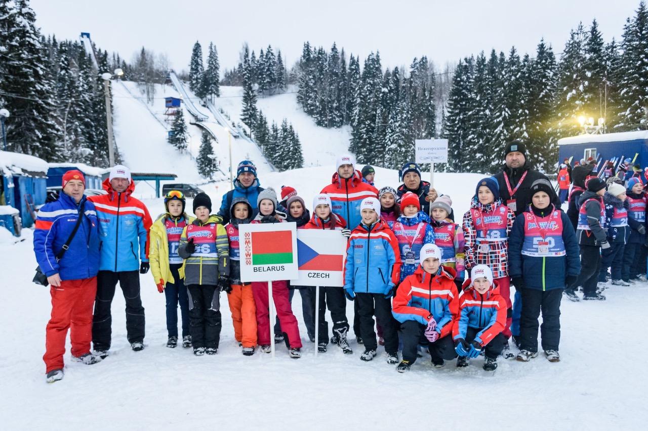 Гости Турне из Белоруссии и Чехии