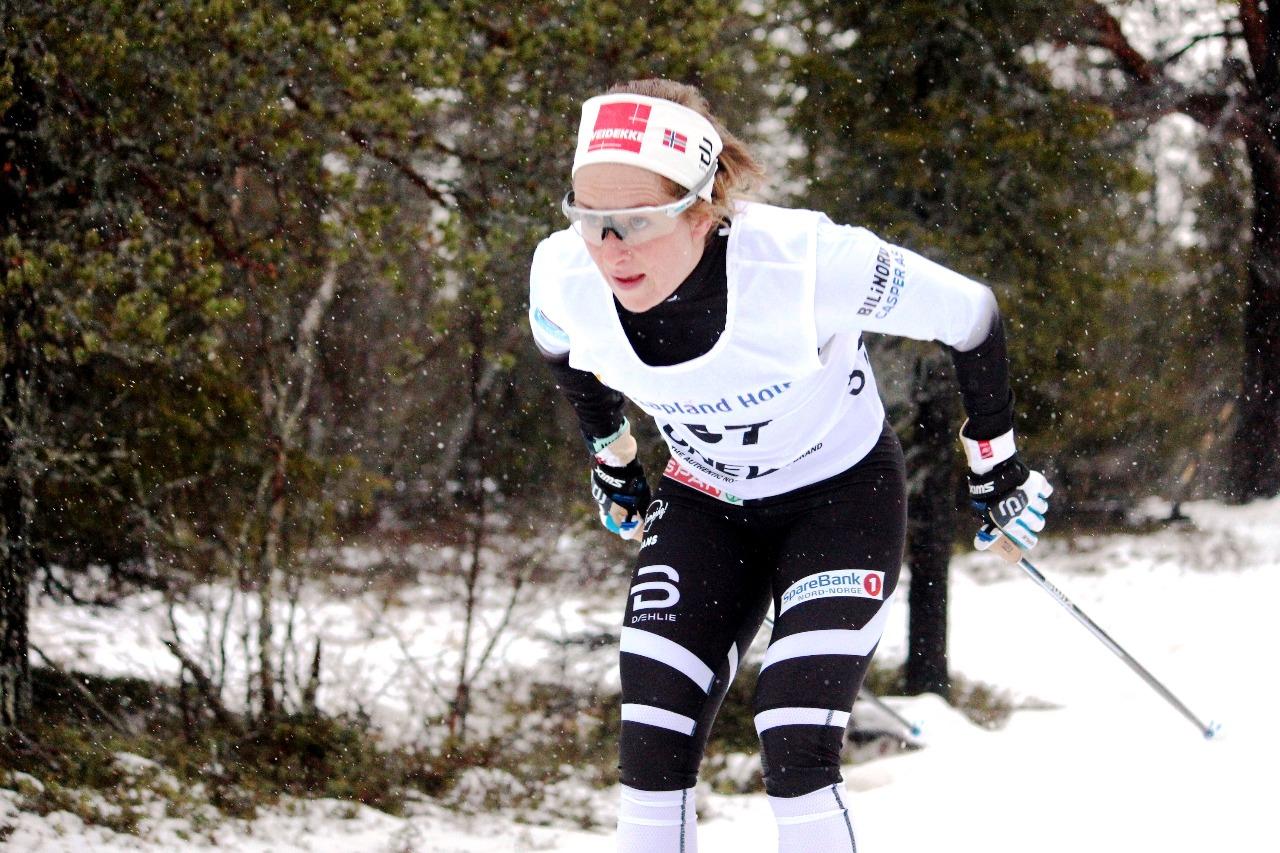 Анна Свендсен.