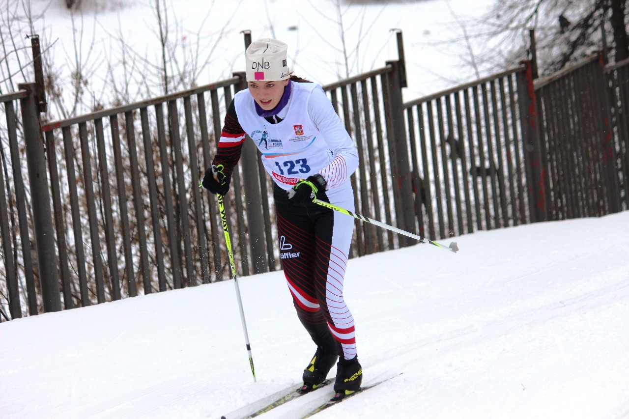 4. Анастасия Румянцева - третий результат.