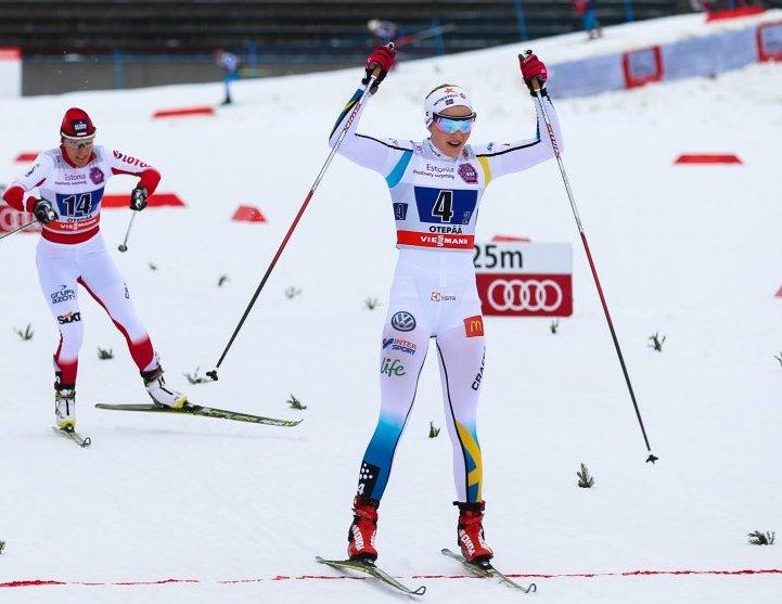 Житель россии Сергей Устюгов одержал победу масс-старт «Тур деСки» вШвейцарии