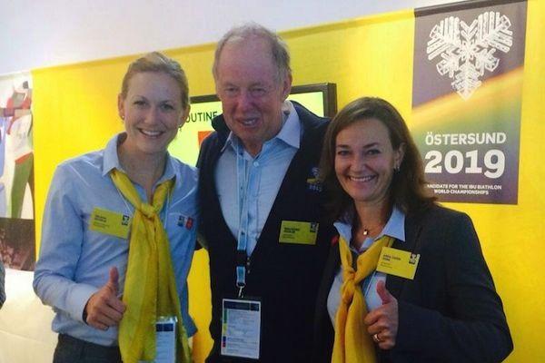 МОК позволил тренеру шведских биатлонистов Пихлеру поехать наОлимпиаду вПхёнчан