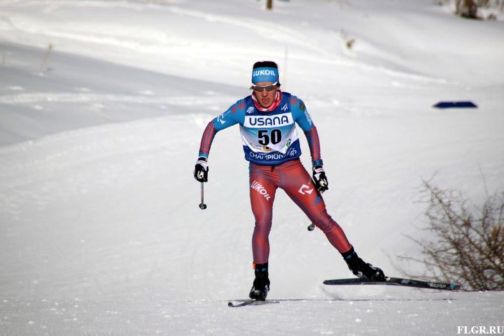 Бронзовый бег Марии Истоминой в Парк Сити (США)