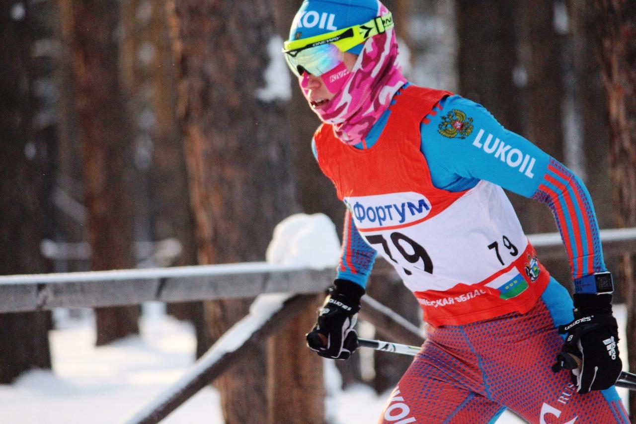 Мария Истомина на отборочных соревнованиях в Тюмени.