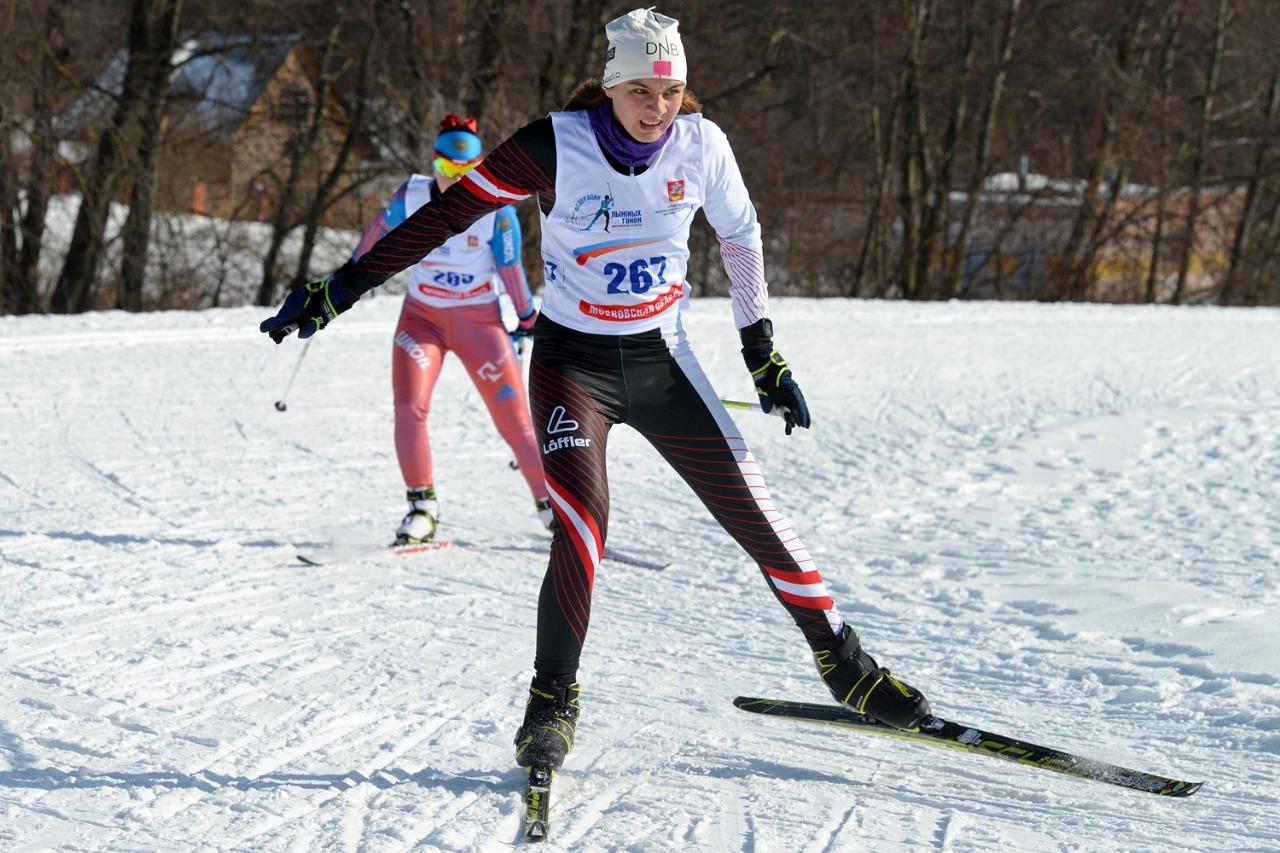 Анастасия Румянцева - третий результат.