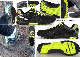 Кроссовки Reebok ALL TERRAIN