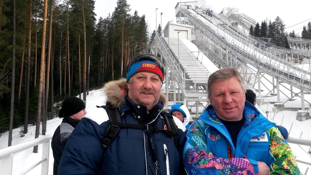 А.Л. Баранов и А.А. Беккер