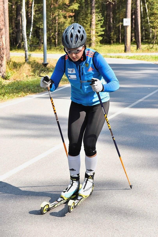 Екатерина Санникова начинает новую часть своего задания