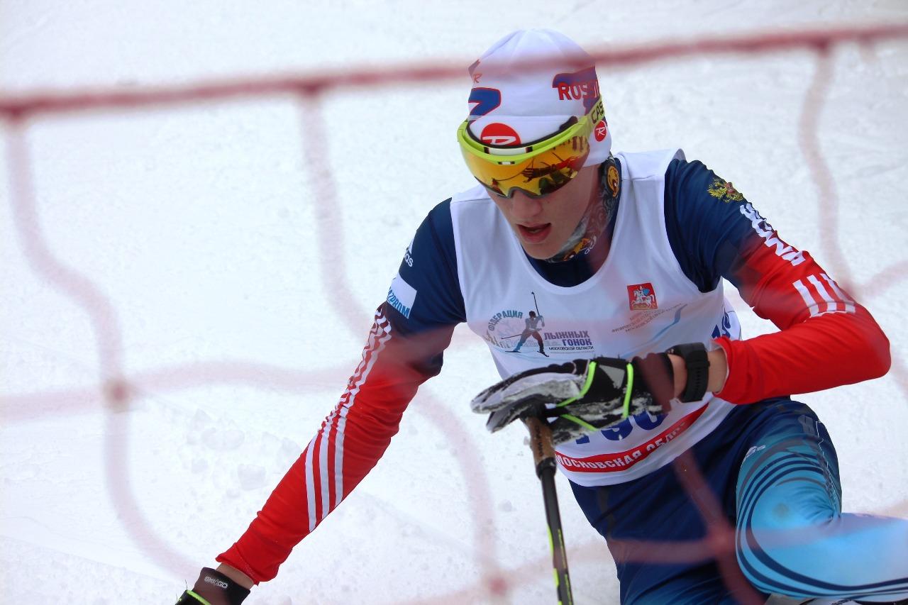 Дмитрий Колударов после финиша.