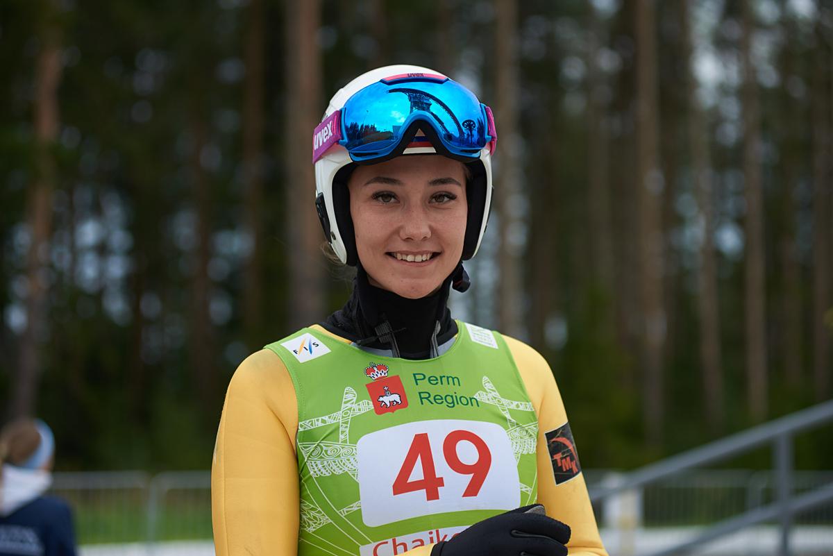 Ирина Аввакумова, сентябрь 2017