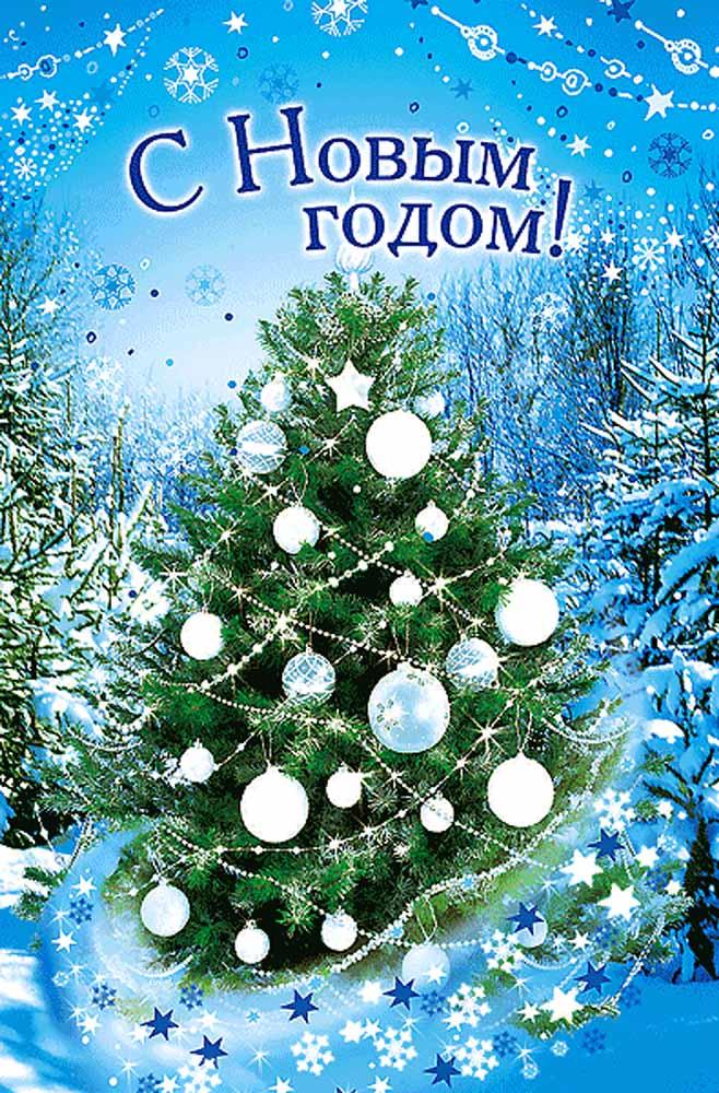 Поздравления для читателей с новым годом