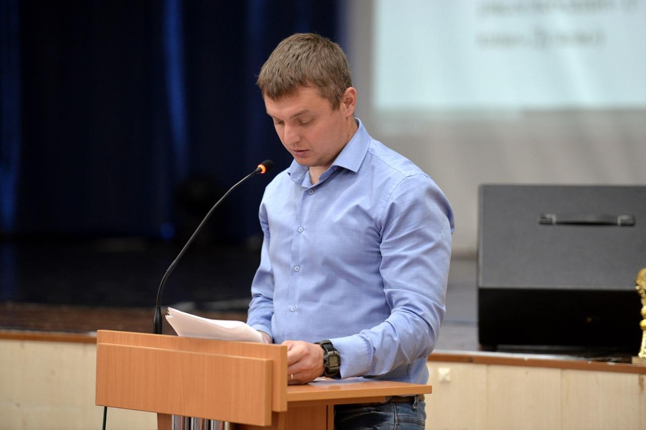 О работе судей рассказывает председатель Коллегии спортивных судей Московской области Алексей Карцев.