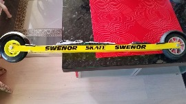 Swenor skate №2+Rolx slow mix