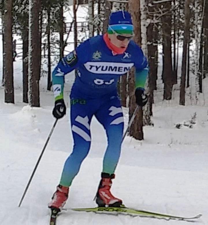 На разгоне Иван Кириллов прошел с лучшим результатом.