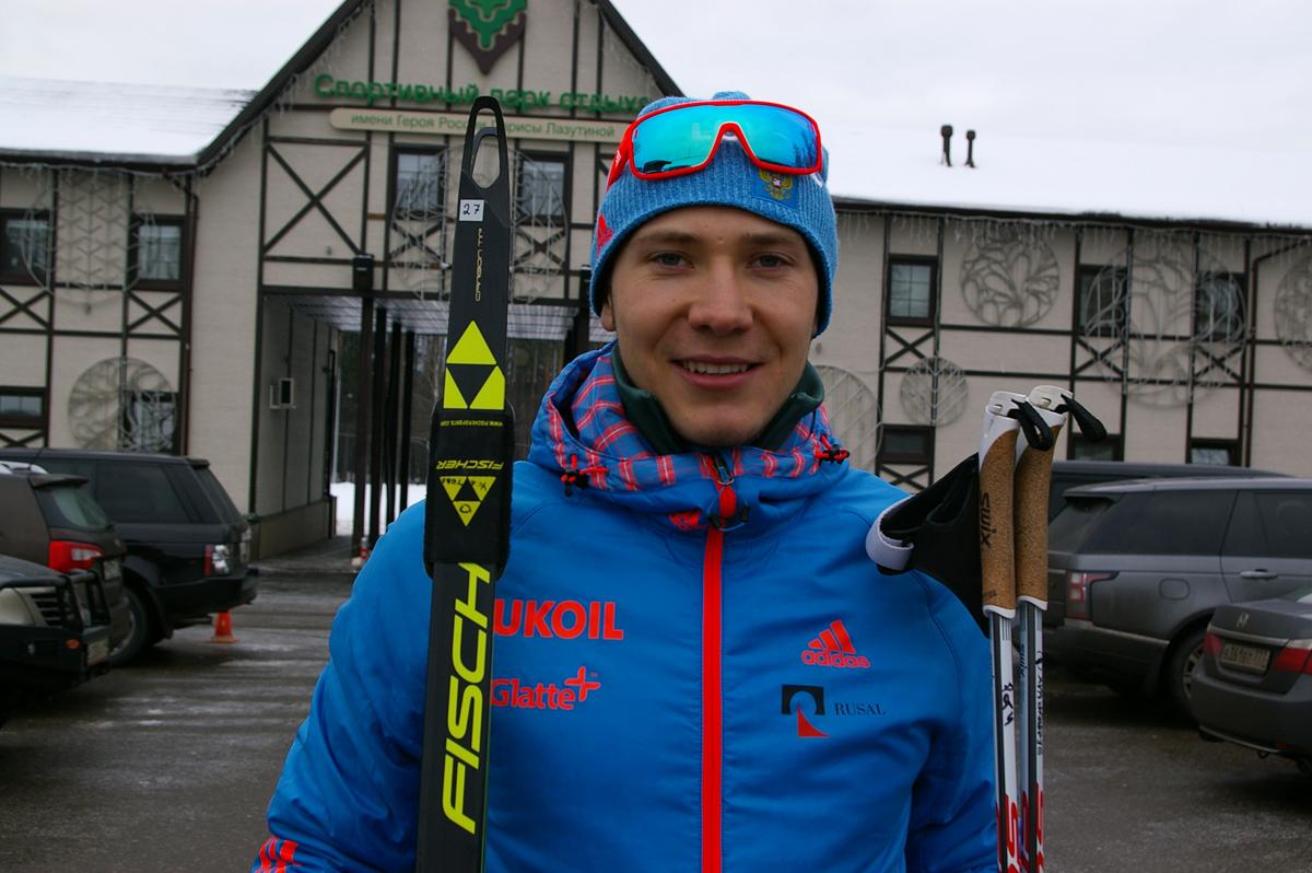 Ретивых одержал победу спринт наолимпийской трассе вПхенчхане, Парфенов— третий