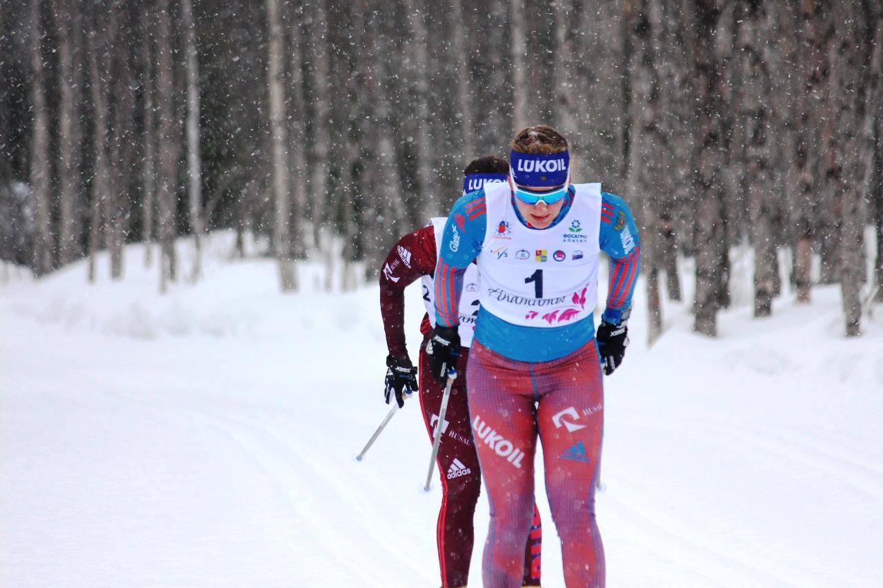 Некрасова и Баязитова - лидеры гонки.