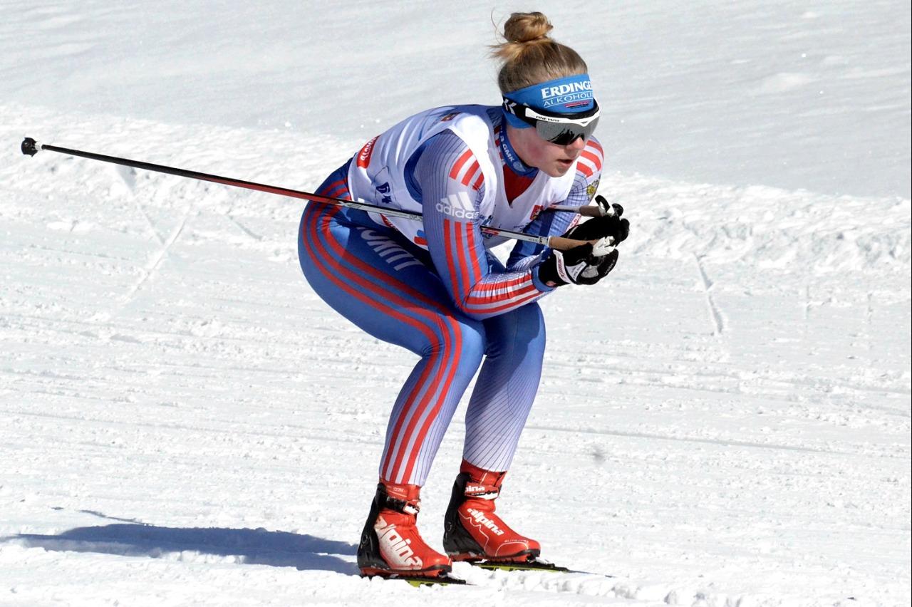Победительница гонки Ника Макарова, Истина.