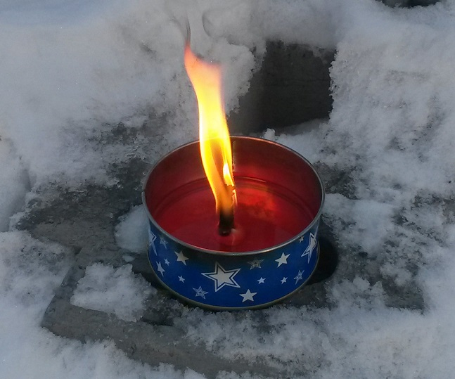 Огонь - это символ зимы и важнейшая часть шведской культуры