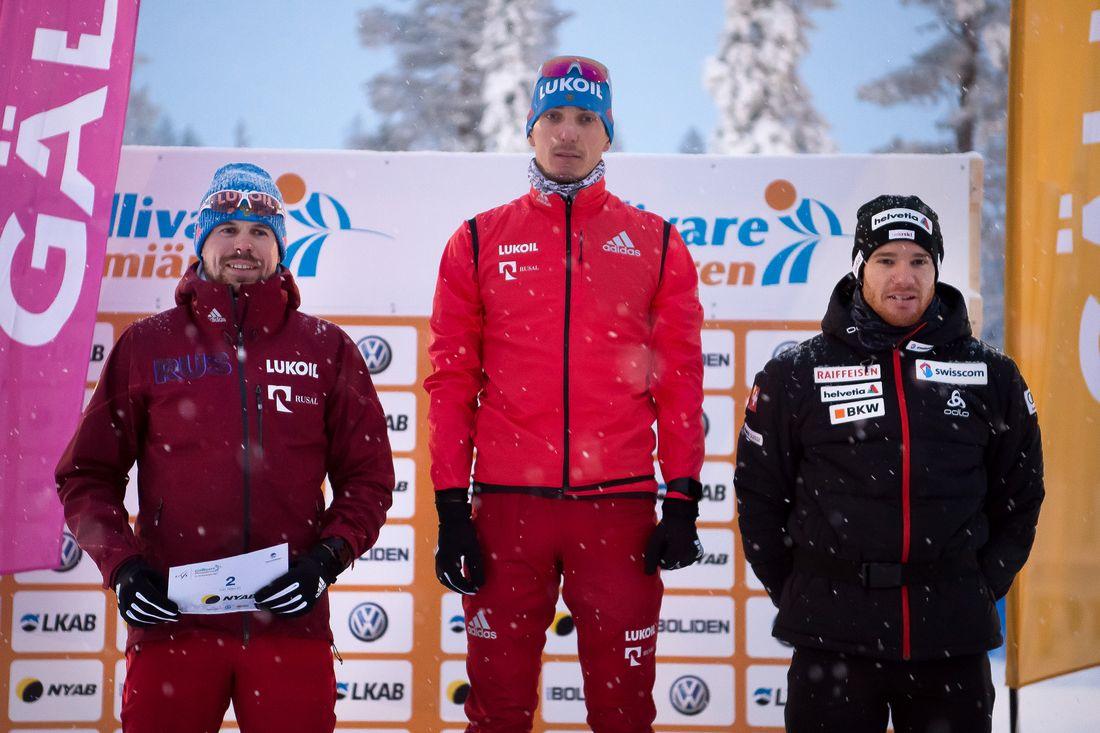 Житель россии Белов одержал победу лыжную гонку вШвеции, Устюгов