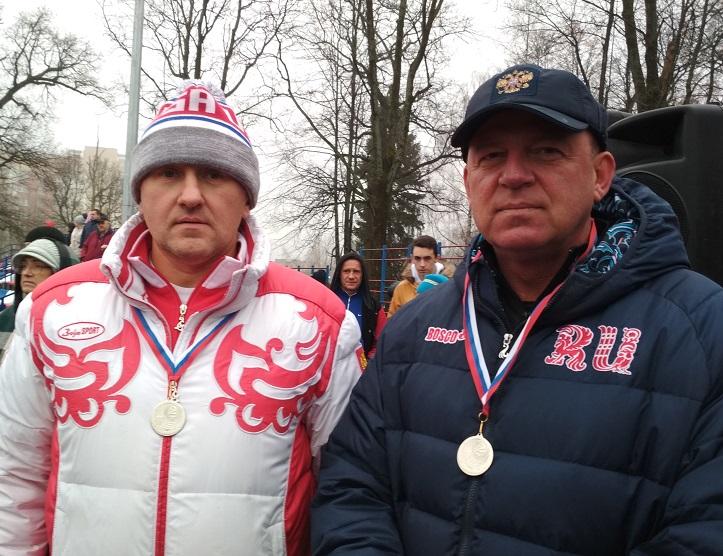 Представители федерации велоспорта МО