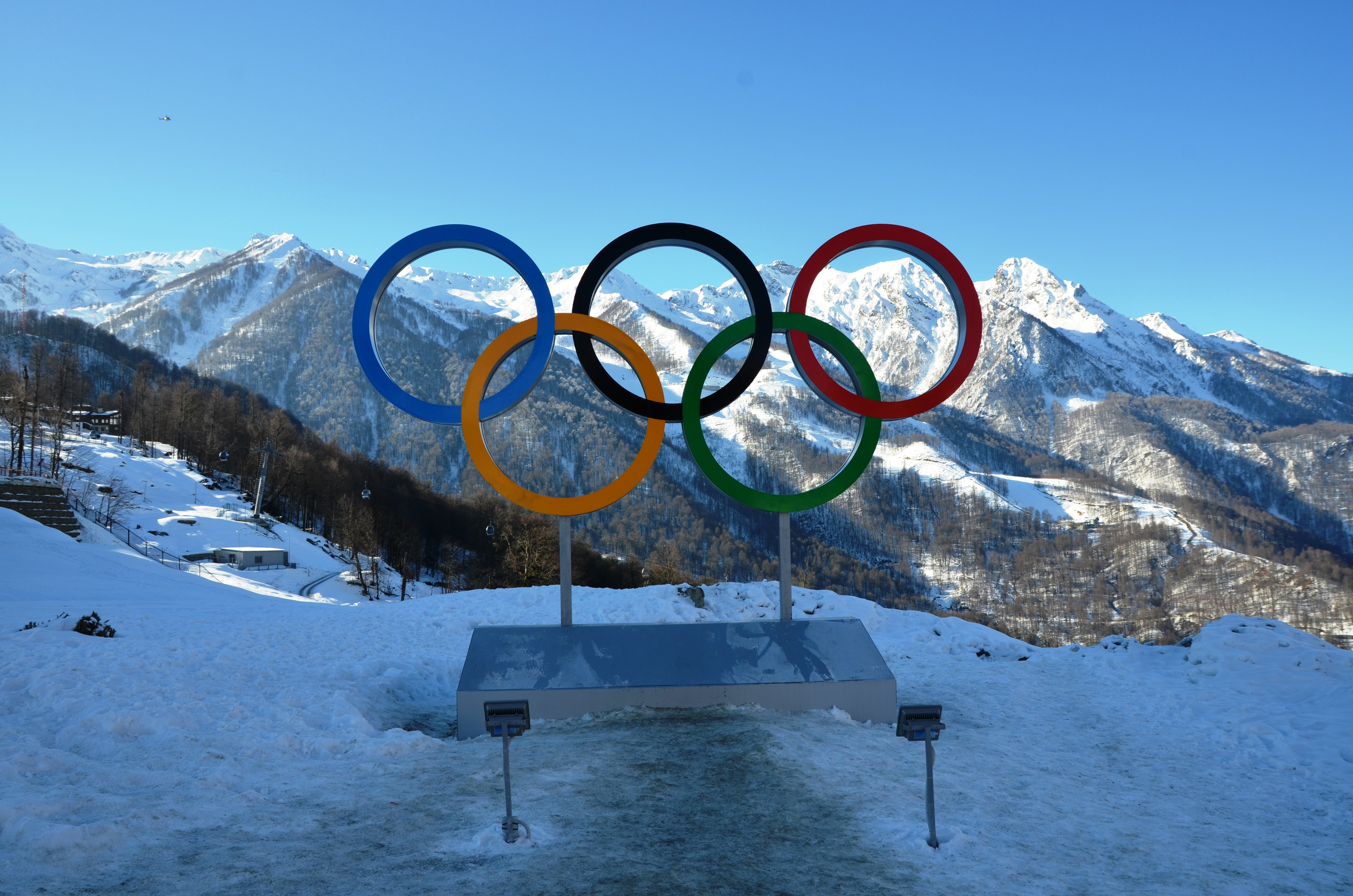 Картинки о зимних олимпийских играх