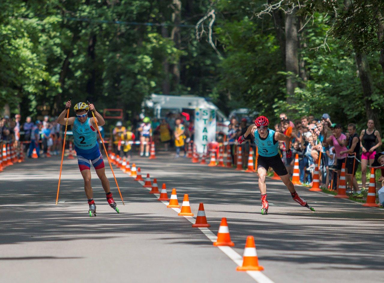 1/2 финала юниоров: Павел Лосев и Иван Лылов