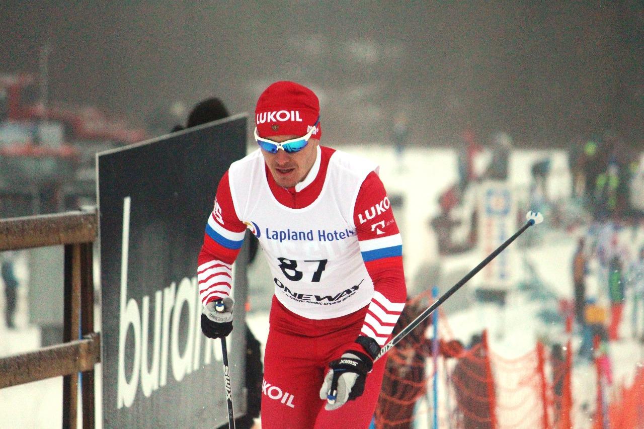Андрей Мельниченко в квалификационном раунде.