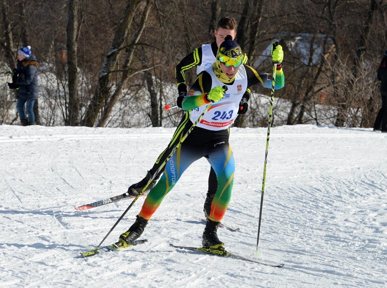 Иван Кочетков мчится к очередной победе.