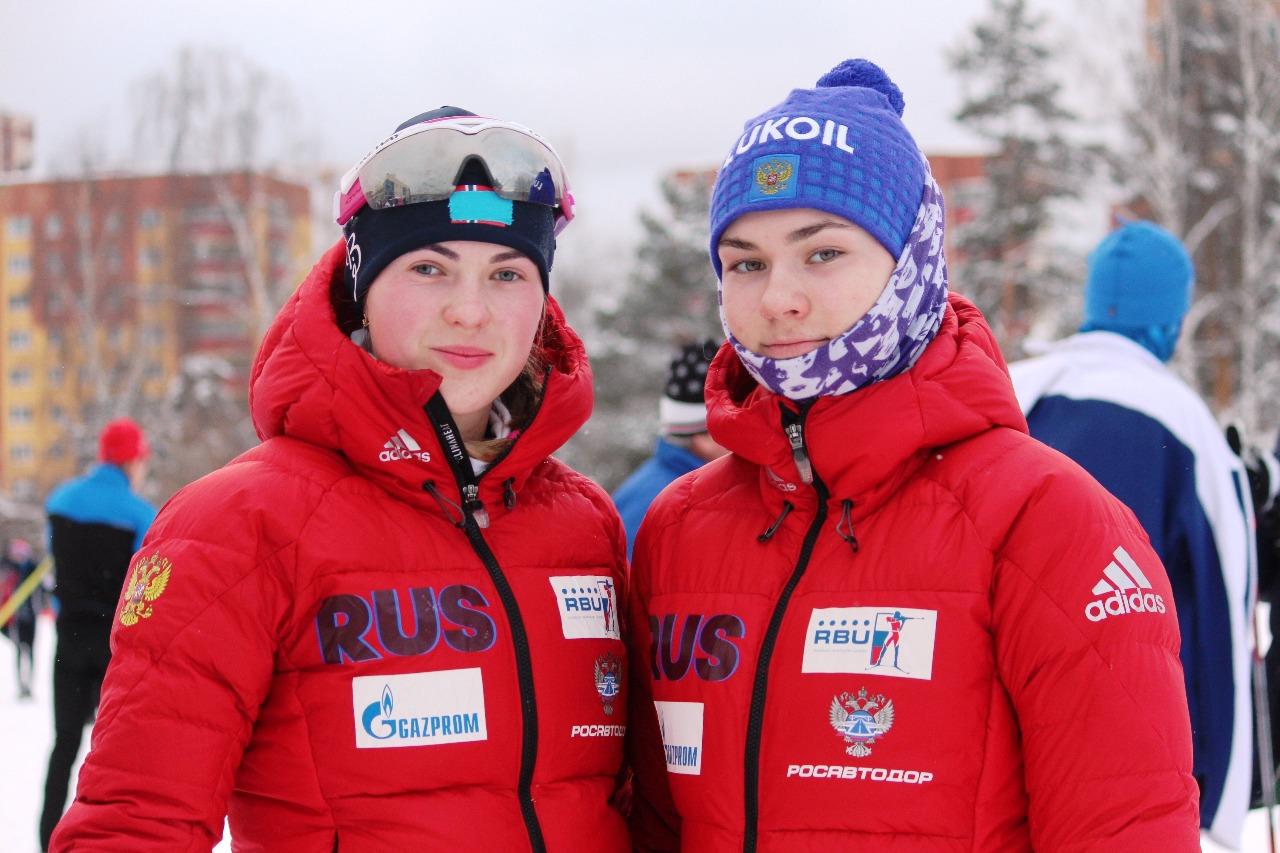 София Кирилина и Анастасия Румянцева.