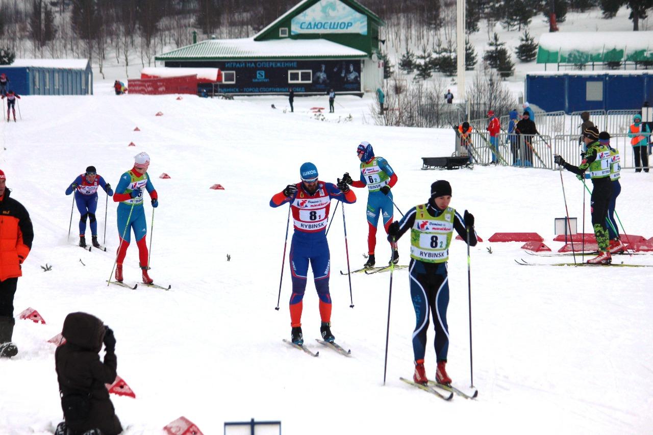 Павел Петров отправляет на второй этап Дмтитрия Петрина (Москва-2).