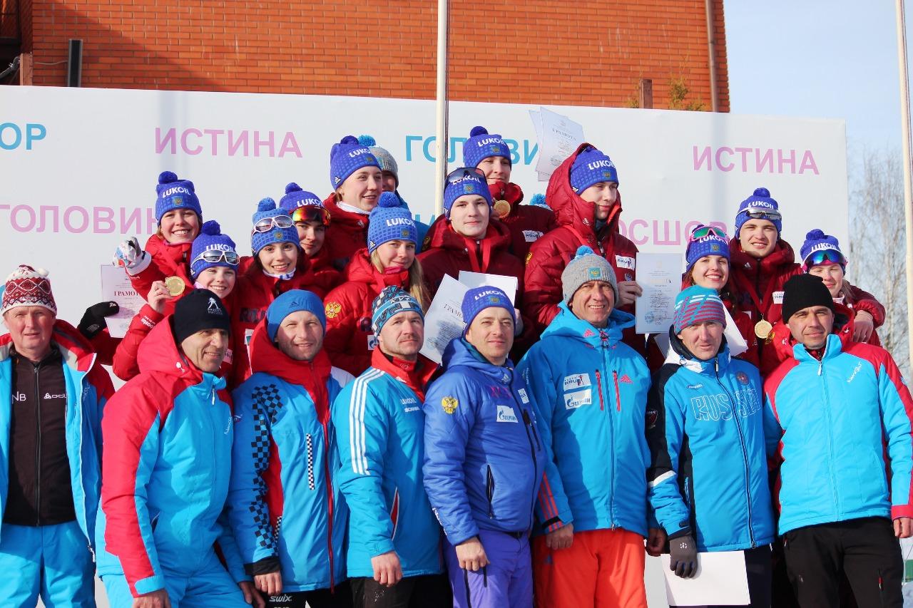 Спортсмены лыжного клуба Наседкина с огромным отрывом завоевали Кубок Федерации Московской области на призы олимпийских звезд.