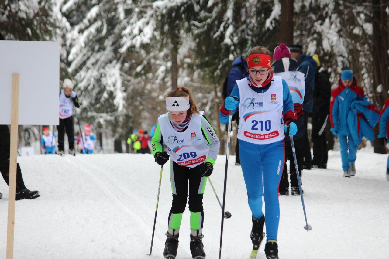 Окончание зоны без одновременных ходов. Маленькие спортсмены старались соблюдать правила.